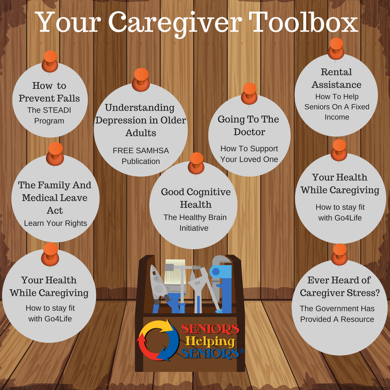 Your Caregiver Toolbox