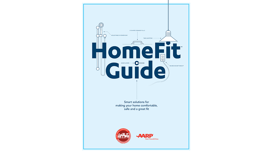The AARP Home Fit Guide