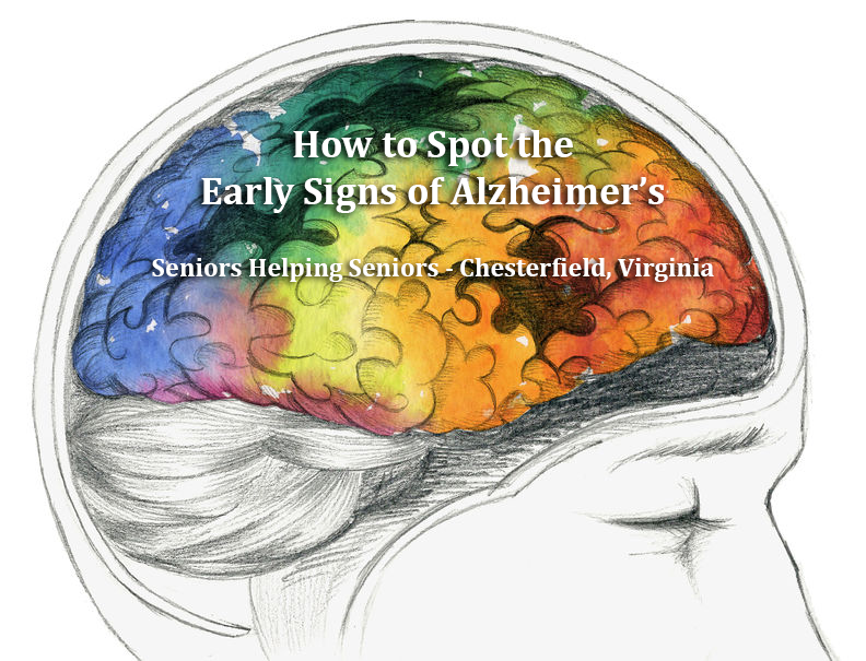 How to Spot the Early Signs of Alzheimer's